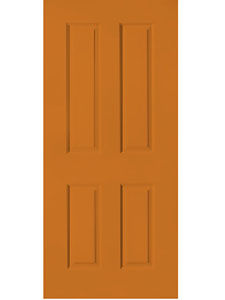 Image of True 4 Panel Standard Definition Door rendering by Samuel Stamping