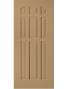 Image of 9 Panel Standard Definition Door rendering by Samuel Stamping